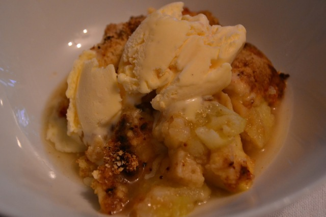 Quick and simple Crumble