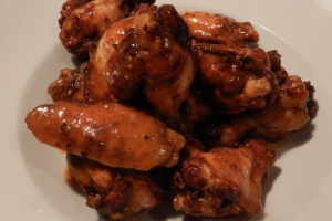 BBQ'd Chicken Wings