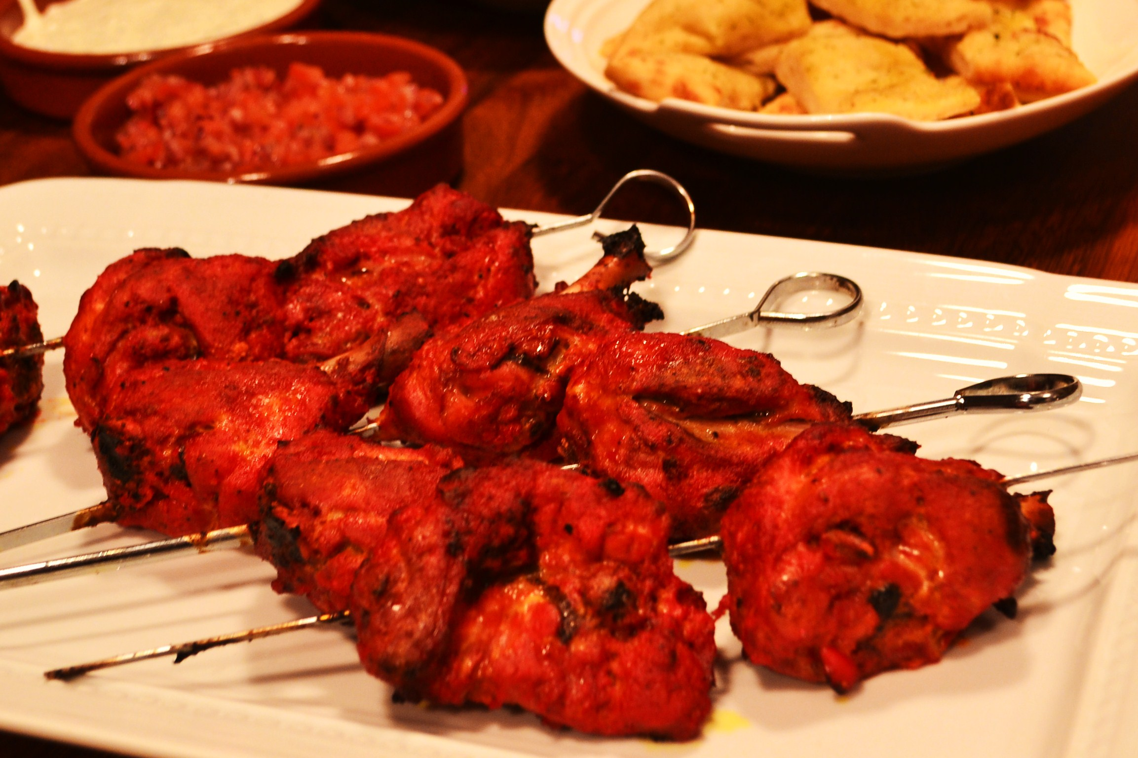 Super Easy Tandoori Chicken Recipe — Dishmaps