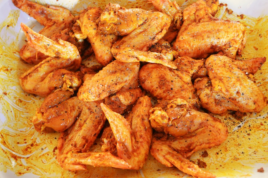 North African Wings