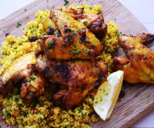 North African Chicken Wings