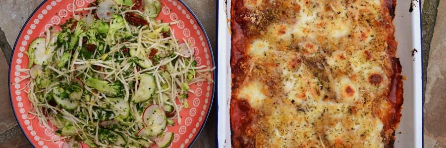Parmigiano Melanzano