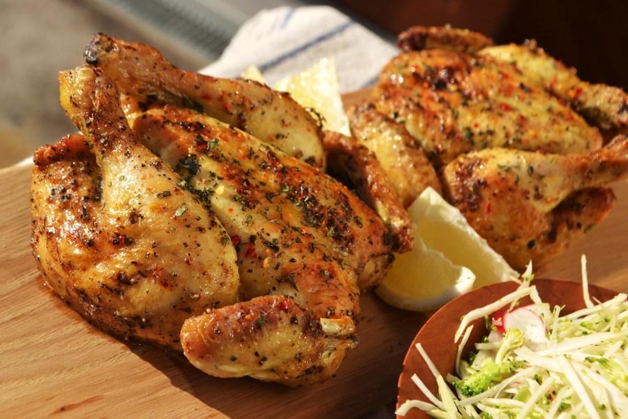 Devilled Chicken