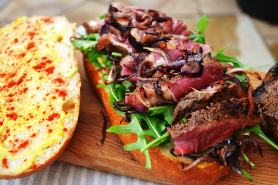 Steak and Rocket